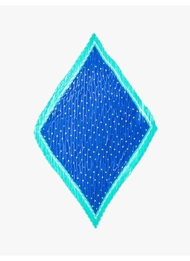 Koton Şal Mavi